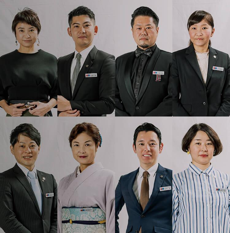 ご挨拶・教員紹介