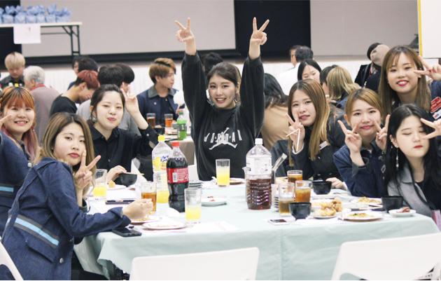 韓国姉妹校BBS交流会
