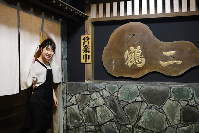 柳川の老舗料亭「二鶴」すき焼き&水炊きは絶品です♪