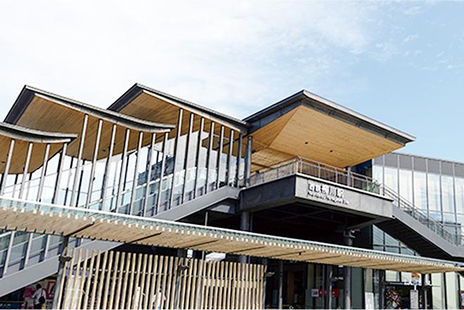 柳川駅全国有数の観光地・柳川の玄関口