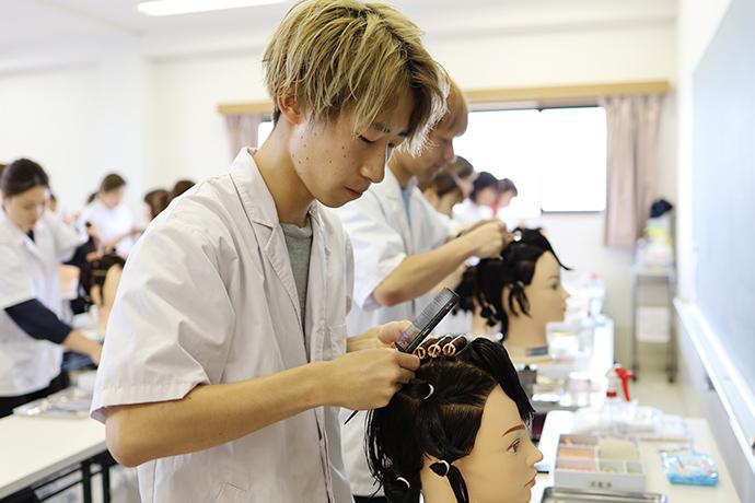 第1期生特別特典 美容師国家資格